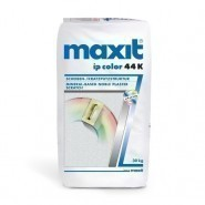 maxit ip color 44 K - Scheibenputz, weiß - 30kg