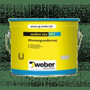weber.tec 901 - Bitumengrundierung
