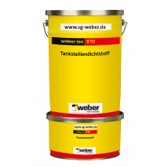 weber.tec 970, grau - Tankstellendichtstoff