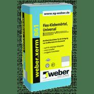 weber.xerm 861, 25kg - Flex-Klebemörtel Universal