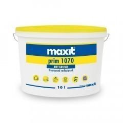 maxit prim 1070 - Tiefgrund - 10 ltr