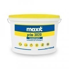 maxit prim 3020 - Silikatfixativ, 10ltr
