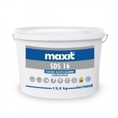 maxit SDS 16 - Flexible Dichtschlämme MDS, 12,5kg