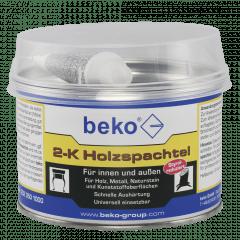 beko 2-K Holzspachtel, 1000g | styrolreduziert