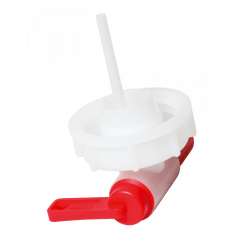 Auslaufhahn für Stapelkanister