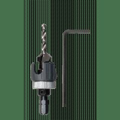 Bohrer Ø 3,2 mm mit Senker und Tiefenanschlag