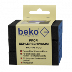 beko Profi Schleifschwamm, 3er-Set