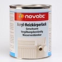 novatic Acryl-Heizkörperlack AD26 - weiß