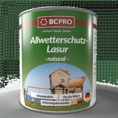BCPRO Allwetterschutzlasur natural