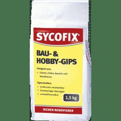 SYCOFIX ® Bau- und Hobby-Gips
