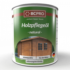 BCPRO Holzpflegeöl natural