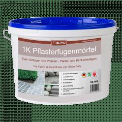BCPRO 1K Pflasterfugenmörtel grau - 25kg