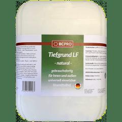 BCPRO Tiefgrund LF natural, farblos - 10ltr