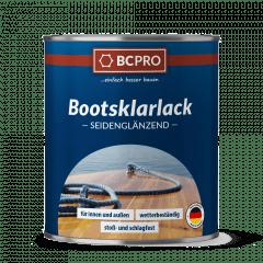 BCPRO Bootsklarlack - seidenglänzend