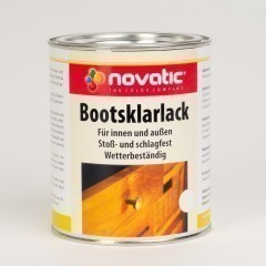 novatic Boots-Klarlack KD25 - glänzend