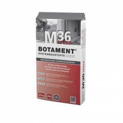 BOTAMENT M 36 Speed - Multifunktionaler Schnellzementmörtel, 25kg