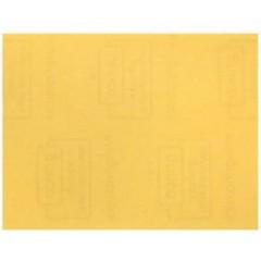 Alu-Oxyd-Schleifpapier - gelb, 230x280mm