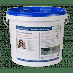 DOPOX® TYP FIX UV | Der UV-Beständige | 2K-Pflasterfugenmörtel