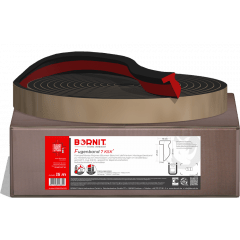 BORNIT Fugenband 7 KSK - 15m/Karton