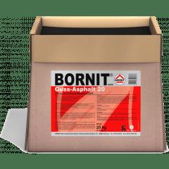 BORNIT Guss-Asphalt - 25 kg