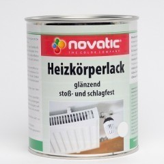 novatic Heizkörperlack KD25 - weiß