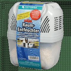 HOTREGA Raum-Entfeuchter Mini-Box + 1kg Granulat