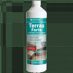 HOTREGA Terras Forte - Kraftvoller Außenreiniger, 1ltr