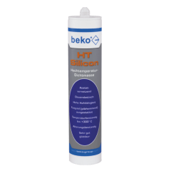 beko HT Silicon ( Hochtemperatursilicon ), 310ml