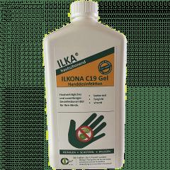 ILKA - Ilkona C19 Gel - Handdesinfektion
