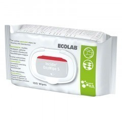 ECOLAB Incidin OxyWipe S   Desinfektionstücher - 100Stück