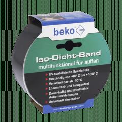 beko Iso-Dicht-Band | Schwarz - für Aussen, 60mm x 25m