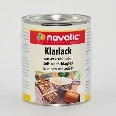 novatic Klarlack AD57 wasserverdünnbar - seidenglänzend