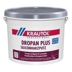 KRAUTOL DROPAN PLUS | Siliconharzputz - weiß - 18kg