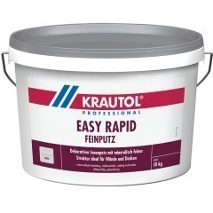 KRAUTOL EASY RAPID | Feinputz - weiß - 10kg
