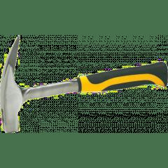 Latthammer 'Aus einem Stück' - 600g, mit Magnet