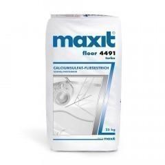maxit floor 4491 turbo (weber.floor 4491) - CAF-C30-F5, schnelltrocknend, 25kg