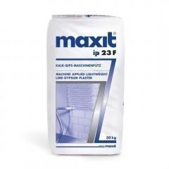 maxit ip 23 F - Kalk-Gips-Maschinenputz für Innen - 30kg