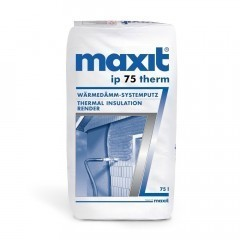 maxit ip 75 therm - Wärmedämm-Systemputz - 13kg (75ltr)