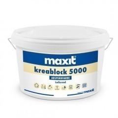 maxit kreablock 5000 - Absperrfarbe, weiß