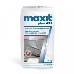 maxit plan 435 Zement-Schnellestrich (weber.floor 4060) - CT-C40-F7, 30kg
