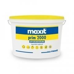 maxit prim 2000 - Gipsgrundierung/Aufbrennsperre