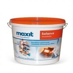maxit Solance - raumklimaoptimierende Innenfarbe, weiß