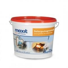 maxit Solarputzgrund - quarzgefüllte Grundierung, weiß - 15ltr