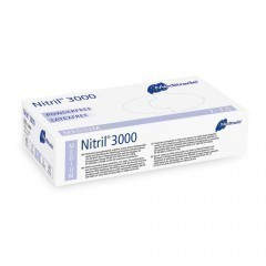 Meditrade Nitril 3000   Untersuchungshandschuhe - 100Stk.