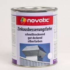 novatic Zinkausbesserungsfarbe MG06 - RAL9007 Graualuminium - 10ltr