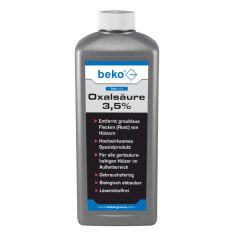 beko TecLine Oxalsäure 3,5%, 1000ml