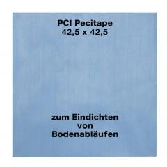 PCI Pecitape blau 42,5x42,5cm - Spezial-Dichtmanschette