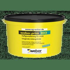 weber.prim 803 - Haftgrundierung für nicht saugende Untergründe