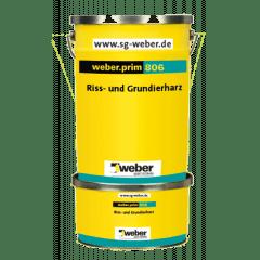weber.prim 806 - Riss- und Grundierharz transparent