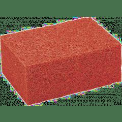 Profi-Fliesenleger-Schwamm, rot, 160x105x60mm